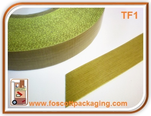 TF1 PTFE Heat Sealer Barrier / Zone Tape 25mm