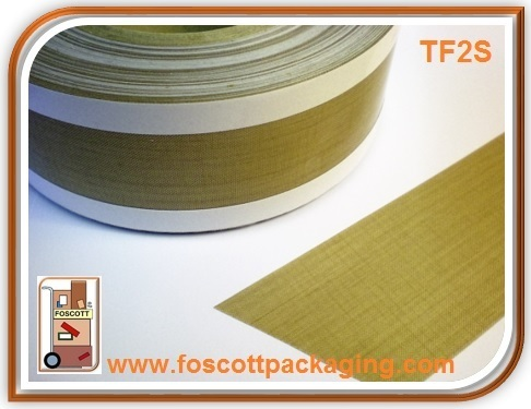 TF2S PTFE Heat Sealer Barrier Tape 50mm