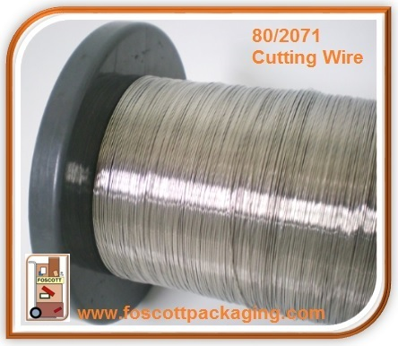 80/2071 Round cutting alloy wire