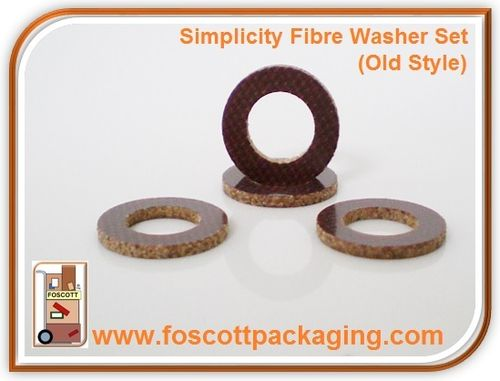Simplicity Fiber Insulating Red Washer -  M81285