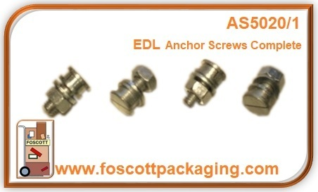 EDL ANCHOR SCREWS COMPLETE