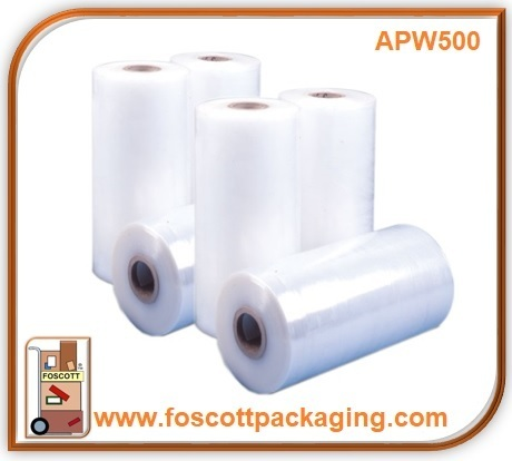 PW500AUTO Pallet Wrap Shrink Film