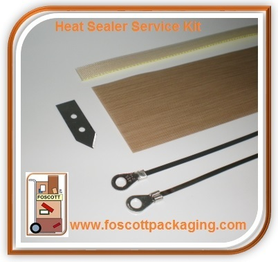 P400SK Heat Sealer 433mm Service Kit