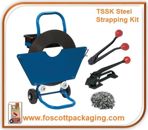 STEEL STRAPPING KIT TSSK13