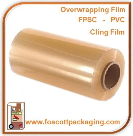 OVERWRAPPING FILM FPSC350