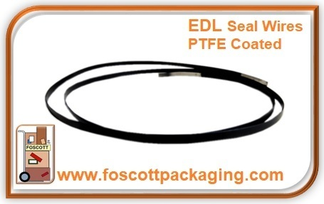 EDL - PTFE Coated Seal Wires 24""