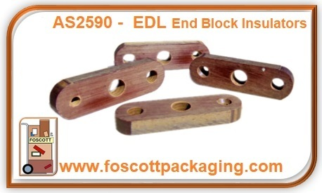 EDL END BLOCK INSULATER AS2590