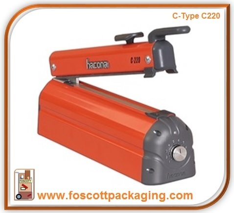 Hacona C220 Heat Sealer With Cutter