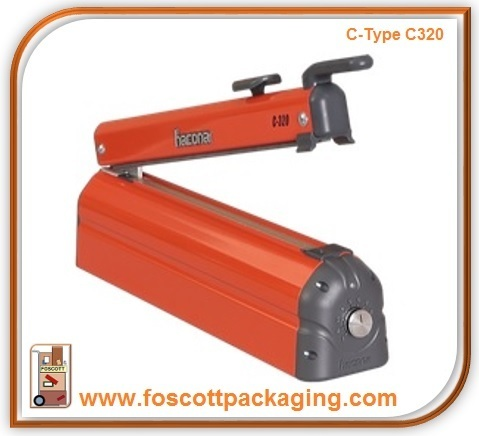 Hacona C320 Heat Sealer With Cutter