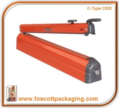 Hacona C620 Heat Sealer With Cutter