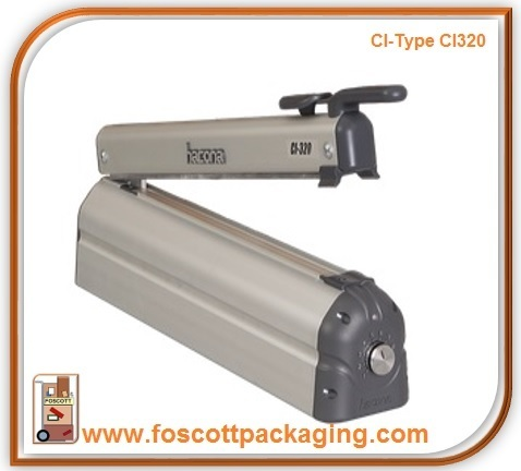 Hacona Ci320  Heat Sealer With Cutter