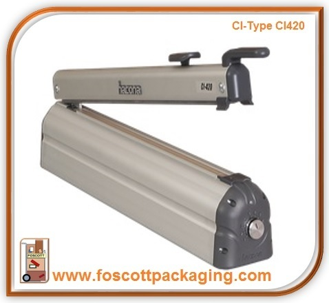 Hacona Ci420  Heat Sealer With Cutter