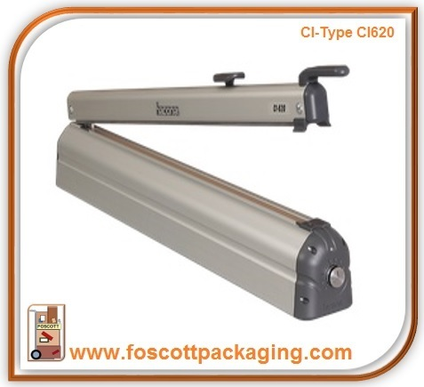 Hacona Ci620  Heat Sealer With Cutter
