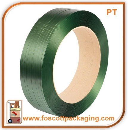 Polyester Strapping PT30 Green