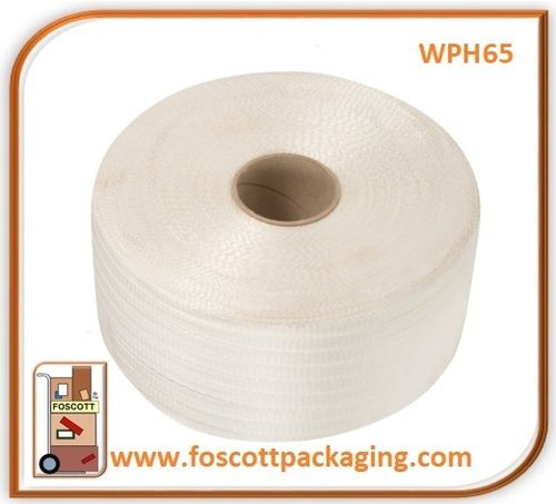WPH65 Woven Cord Polyester Strapping