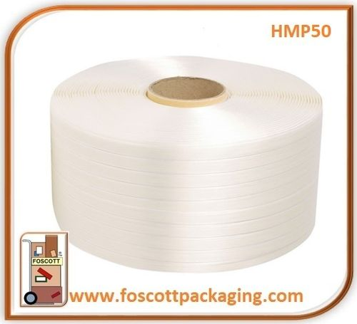 HMP50 Hotmelt Cord Polyester Strapping