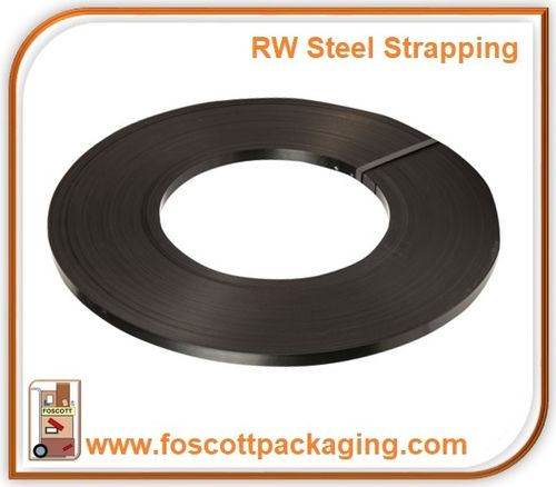 Steel Strapping Ribbon Wound RW19