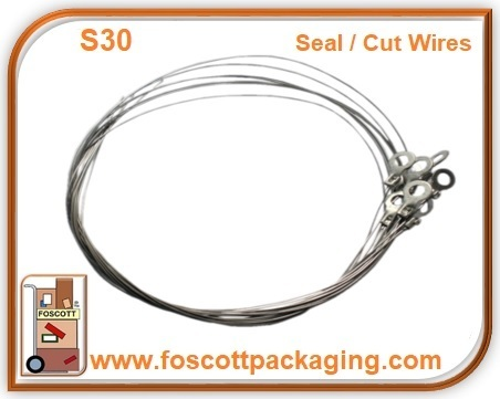 "John Quinn S30 ""L"" Sealer Cutting Wire 1078002"