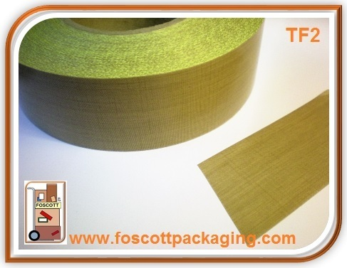 TF2 PTFE Heat Sealer Barrier / Zone Tape 50mm