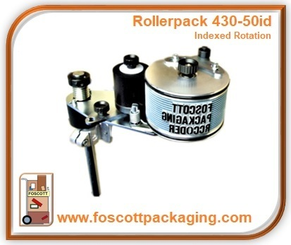 Rollerpack Model 430-50id Indexed Rotation
