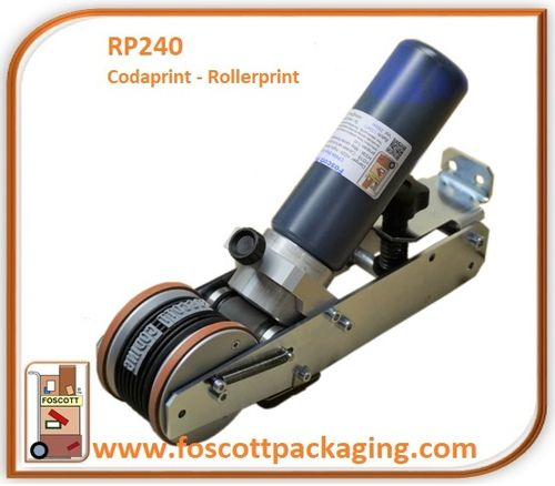 Codaprint Coder Rollerprint 375 - 8 rings