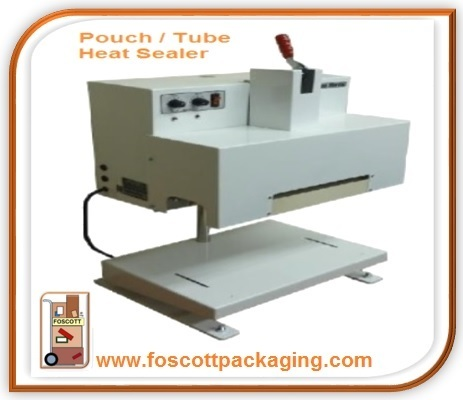 Stand up Pouch / Tube Heat Sealer FPTS