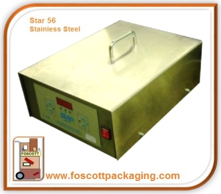 STAR 56 POWER PACK WITH 6 PIN CONNECTOR STAINLESS STEEL