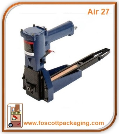 CARTON CLOSING TOOL AIR OPERATED AIR27