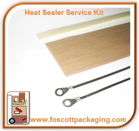 KIT400  Pacplus Heat Sealer Service Kit
