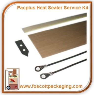 IS4KIT  Pacplus Heat Sealer Service Kit With Cutter