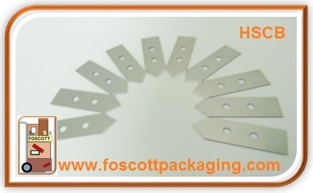 HSCB Heat Sealer Cutting Blade