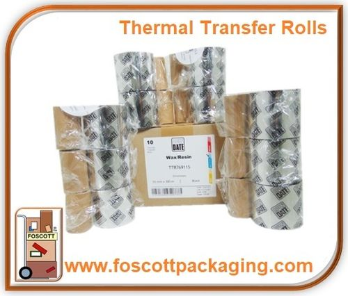 Thermal Transfer Ribbon Roll TTR769115