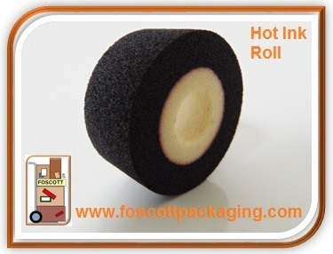 Hot Ink Rolls - Rotary Band Printer