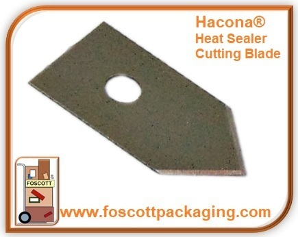 Hacona® Heat Sealer Cutting Blade