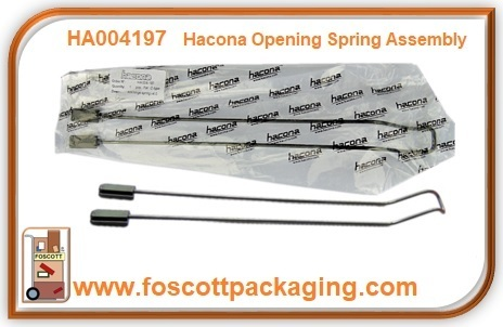 HA004197 Hacona® C-Type Opening Spring Assembly