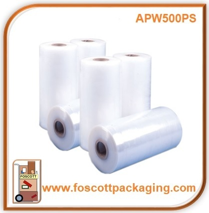 PW500PS  Automatic Pallet Wrap Shrink Film