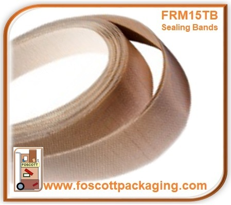 FRM15TB Rotary Band Sealer PTFE Bands