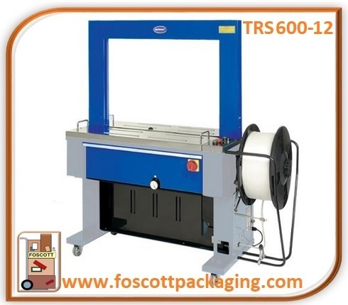 TRS600/12 Optimax® 12mm Automatic Strapping Arch Machine