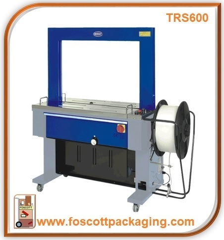 TRS600/12L Automatic Strapping Arch Machine