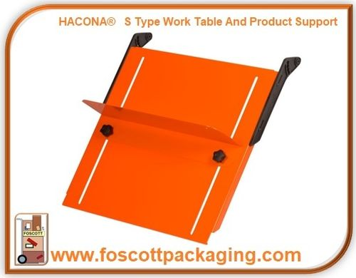 HACONA® S Type 420mm Work Table and Product Support