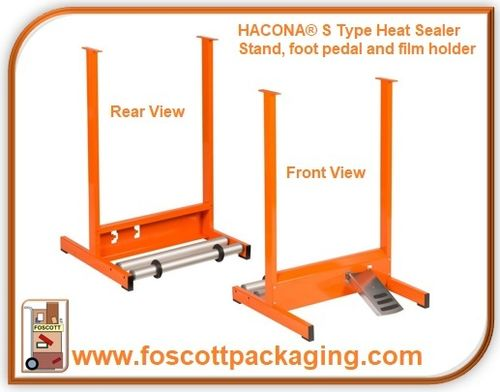 HACONA® 420mm Stand, foot pedal & film holder