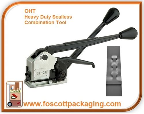 OHT19  Heavy Duty 19mm Sealless Combination Tool