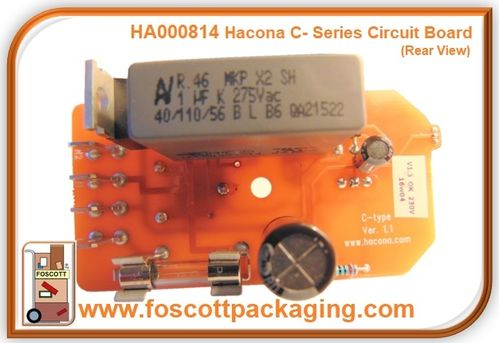 HA000814 Hacona® C-Type Circuit Board
