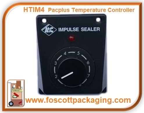 HTIM4 Pacplus Heat Sealer Temperature Controller