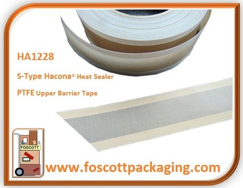 HA1228 PTFE Tape for Hacona® S-TYPE Heat Sealers