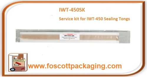IWT-450SK Service kit for IWT-450 Sealing Tongs