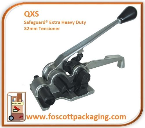 QXS  Safeguard® Extra Heavy Duty 32mm Tensioner