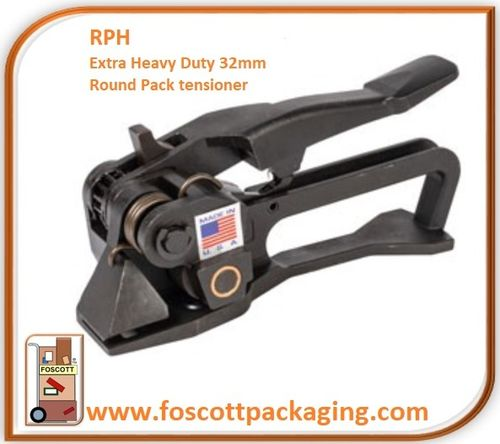 RPH  Extra Heavy Duty 32mm Round Pack Tensioner