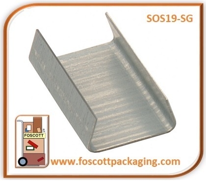 SOS19-SG  Superior quality Safeguard® Strapping Seals