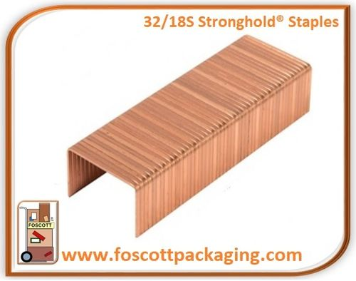 32/18S  Stronghold® 32/18 Staples